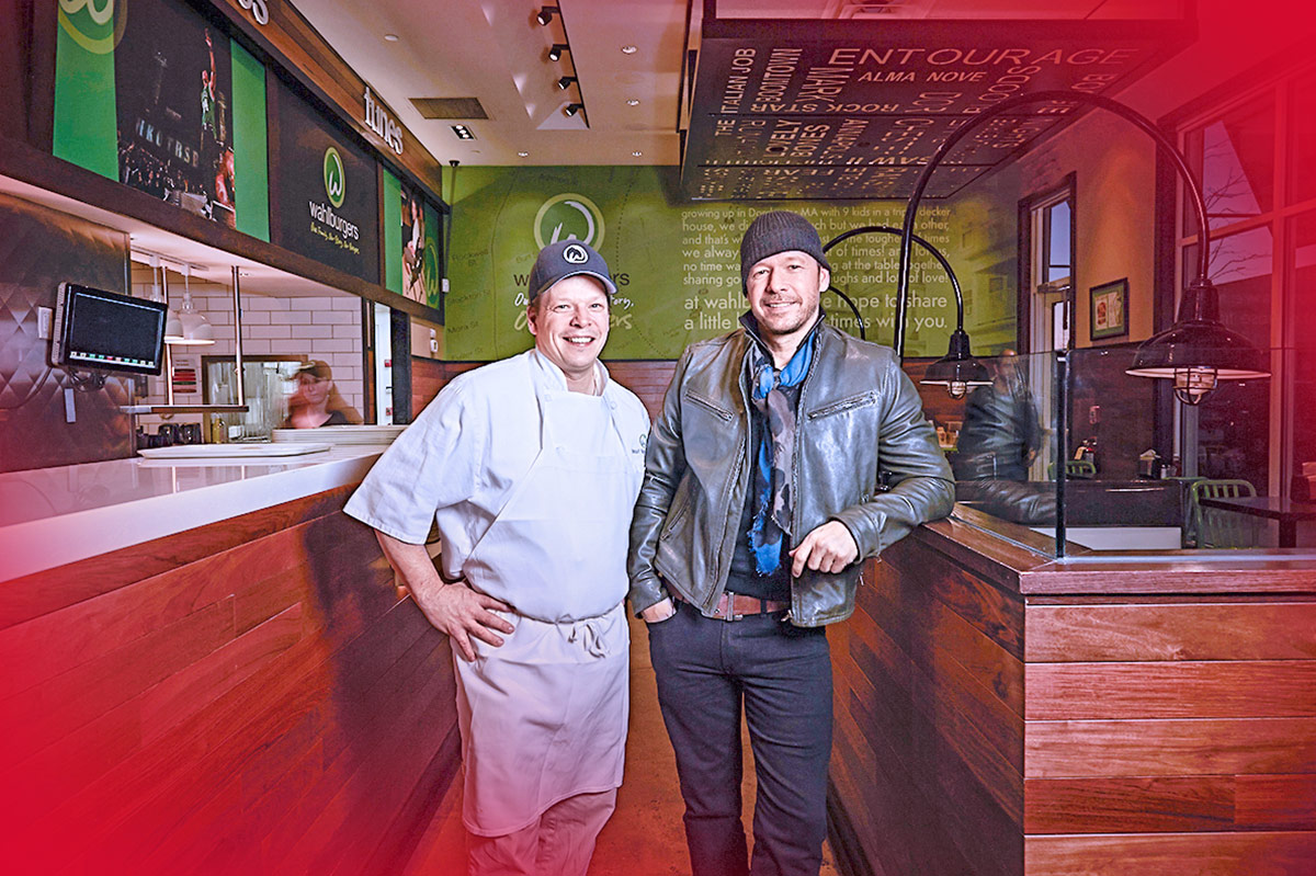 44 BLUE PRODUCTIONS Wahlburgers (Photo)